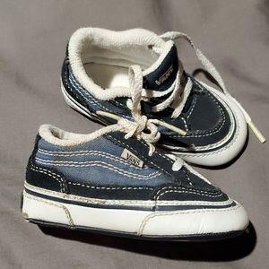 Vans  baby shoe size 3